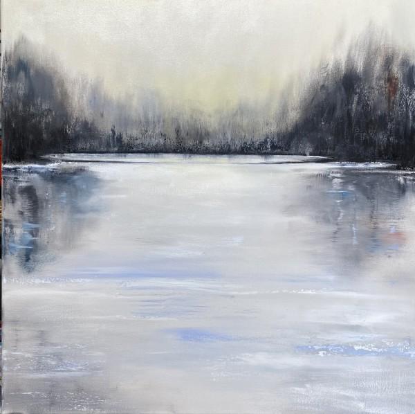 Lac de Glace by Ansley Pye