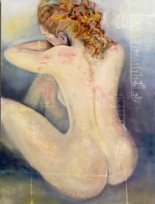 Lady Blue by Ansley Pye
