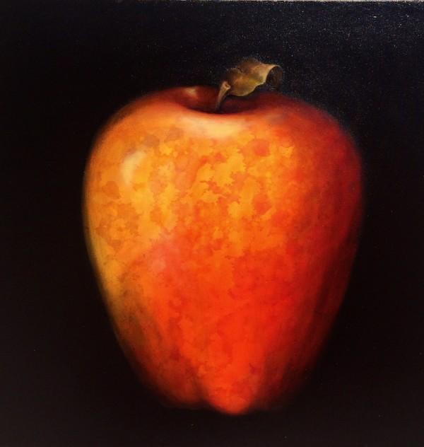 October Apple by Ansley Pye