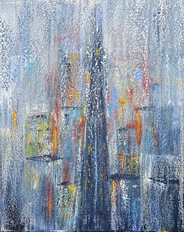 Rain in the City by Ansley Pye