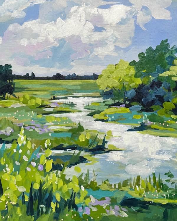 Overflow by Clair Bremner