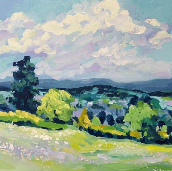 View to the East by Clair Bremner