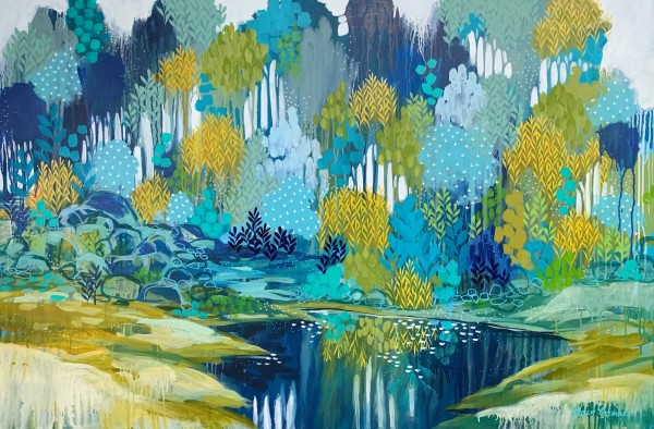 Hidden Creek by Clair Bremner