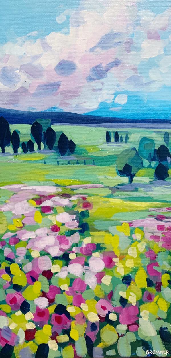 Spring Flush by Clair Bremner