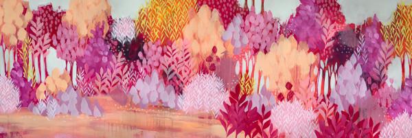 Springtime Blush by Clair Bremner