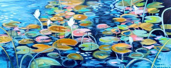 Deep Water Garden by Clair Bremner