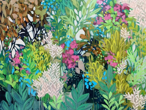 Dream Garden by Clair Bremner