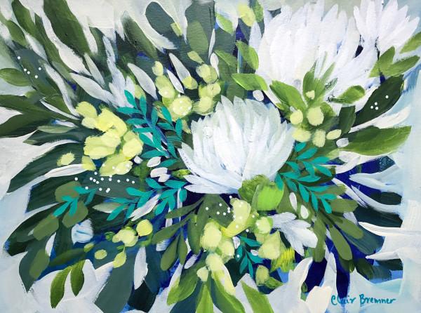 Wattle Bouquet 3 by Clair Bremner