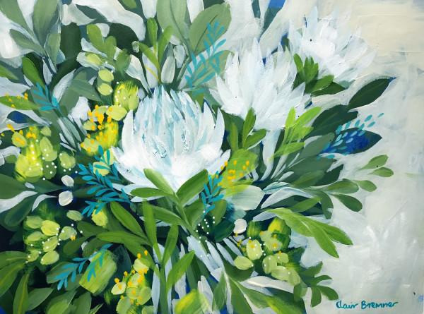 Wattle Bouquet 4 by Clair Bremner