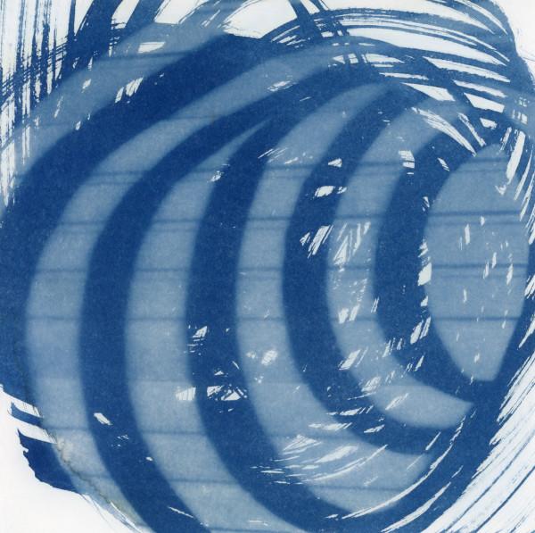 Cyanotype 20200125004 by Karen Johanson