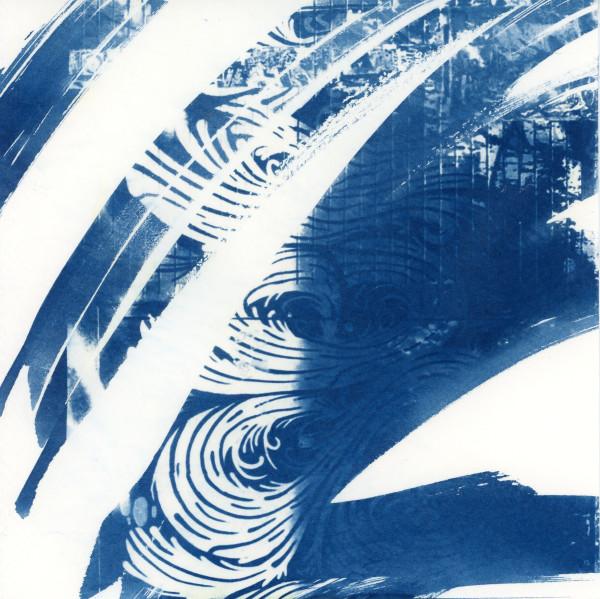 Cyanotype 20191015003 by Karen Johanson