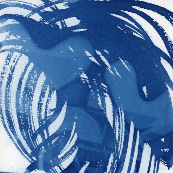 Cyanotype 20200222001 by Karen Johanson