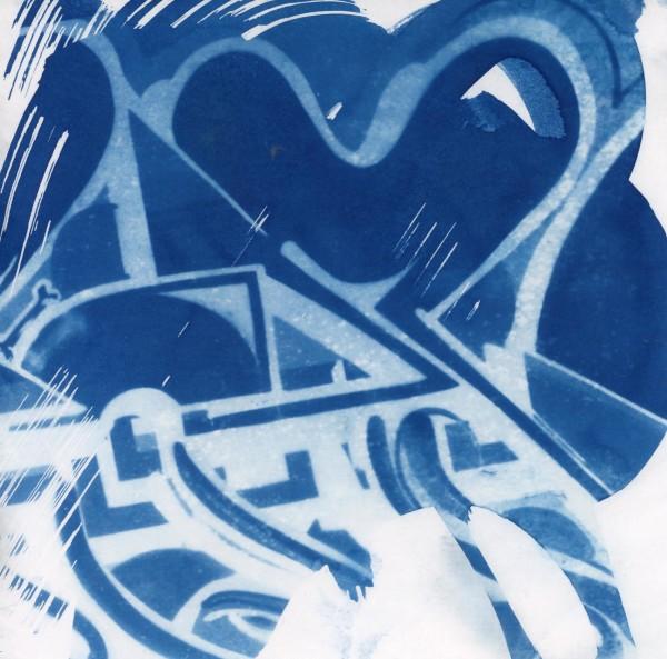 Cyanotype 20200222002 by Karen Johanson