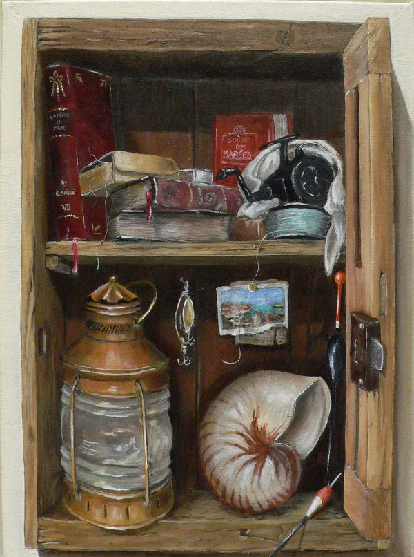 Fisherman Box by Gerard