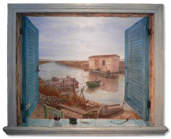 Fisherman's Retreat by Gerard