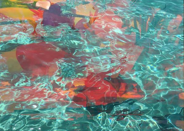 Hallucinations in Water 1 by Bonnie Levinson