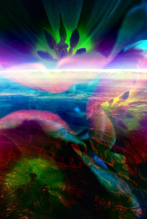 Hallucinations: LSD trip 2 by Bonnie Levinson