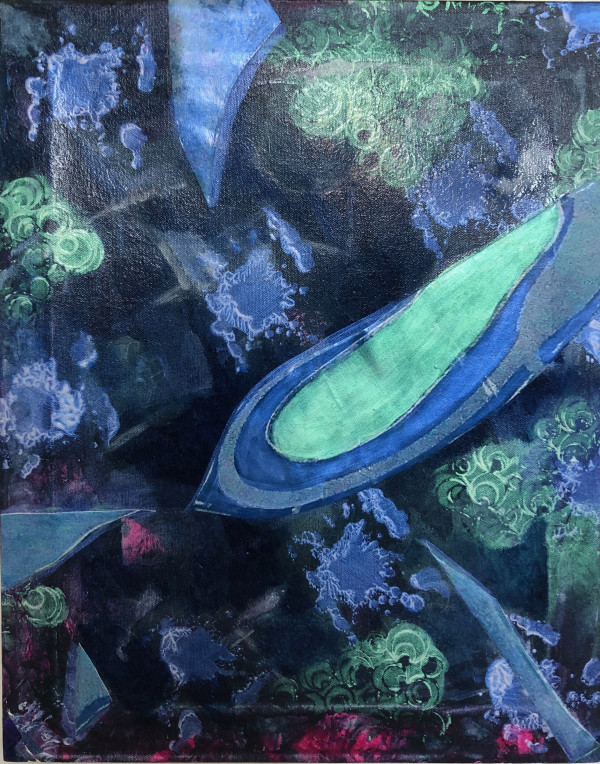 Underwater Intergalactic by Bonnie Levinson