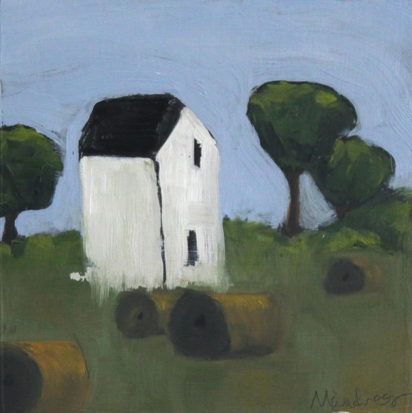 French Countryside Study II by Michelle Andres