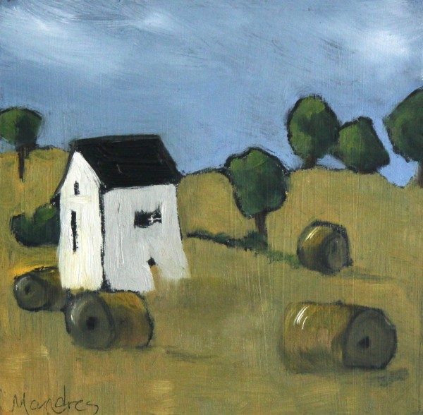 French Countryside Study III by Michelle Andres