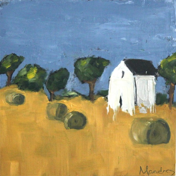 French Countryside Study I by Michelle Andres