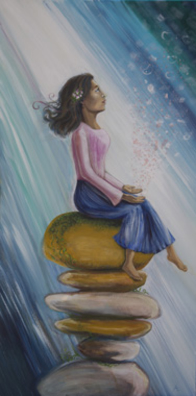 Discernment by Angela L. Chostner