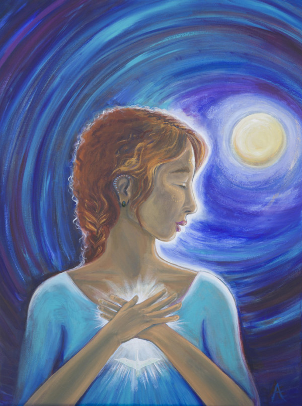 Acceptance, Mother of Faith by Angela L. Chostner
