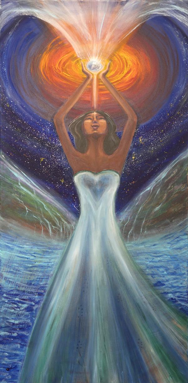 Reverence by Angela L. Chostner
