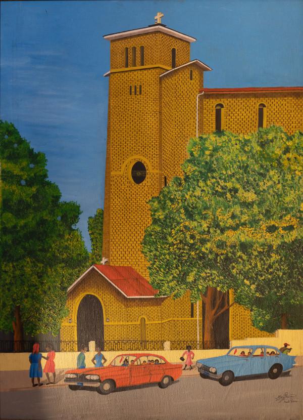 CHURCH by MARIE RAVEAU