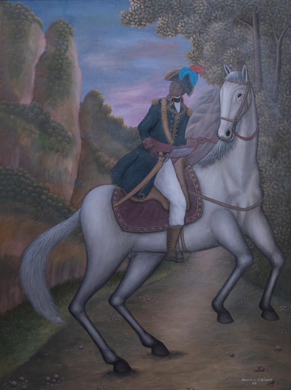 HAITIAN GENERAL by AMERLIN  DELINOIS