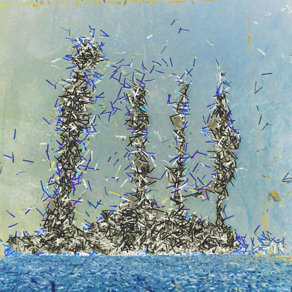 Blue Grey Berg由Eric Oliver