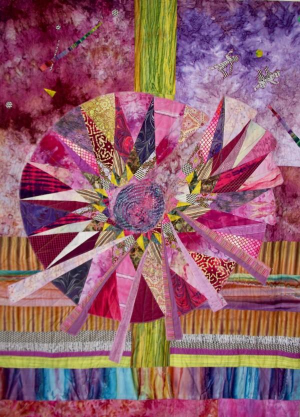 Wondering Wheel by Julia Muench