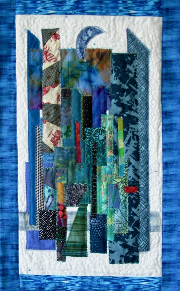 Aquarian Dawn by Julia Muench