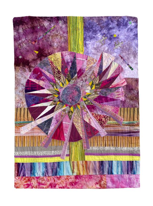朱莉娅·明奇的《神奇车轮》