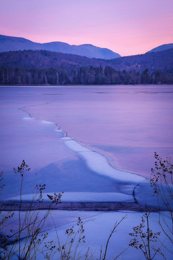 Sunrise at Cooper Lake by Kelly Sinclair