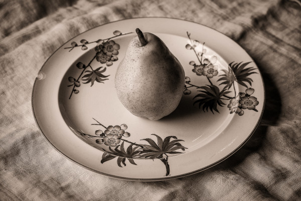 Pear for Bonnie by Kelly Sinclair