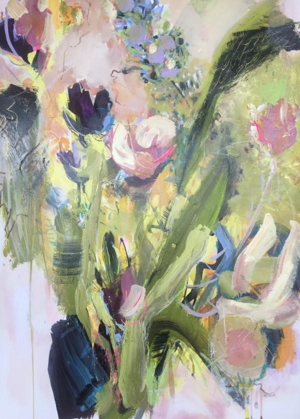 Bursting Bouquet by Lesley Birch