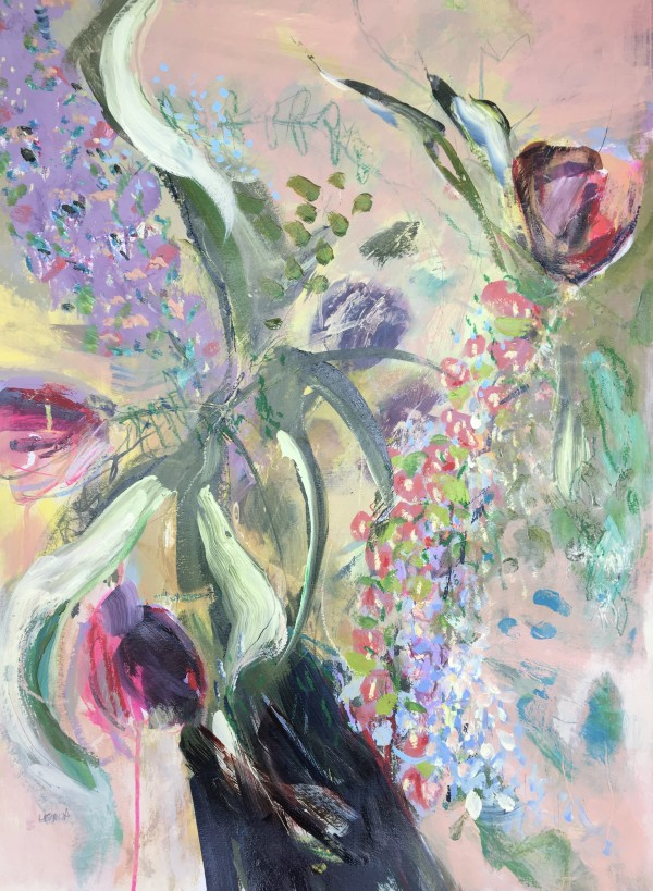Lyrical Bouquet by Lesley Birch