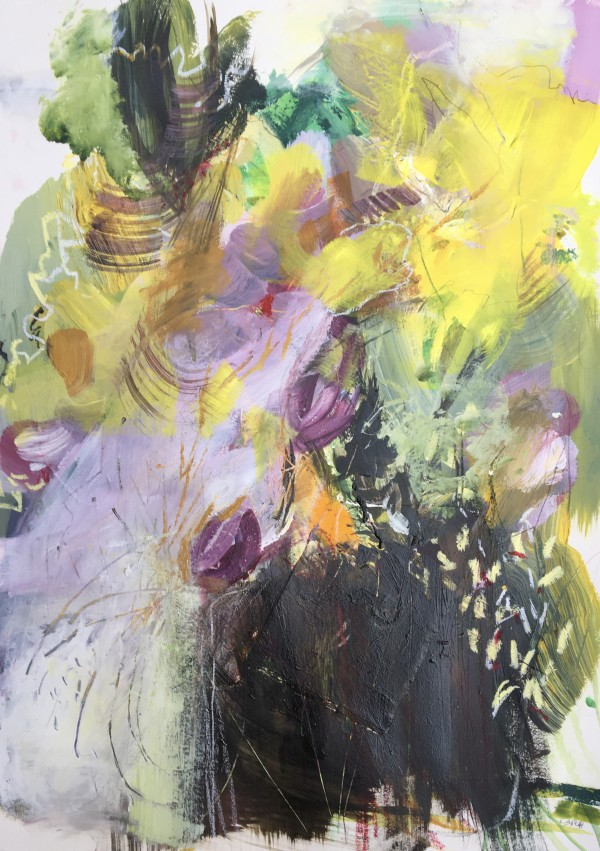 Spirit of Spring ii by Lesley Birch