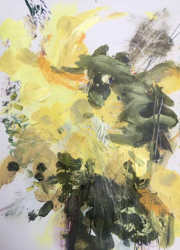 Spirit of Spring iii by Lesley Birch
