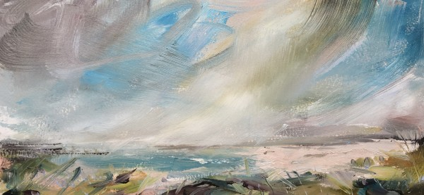 Wind and Sea by Lesley Birch
