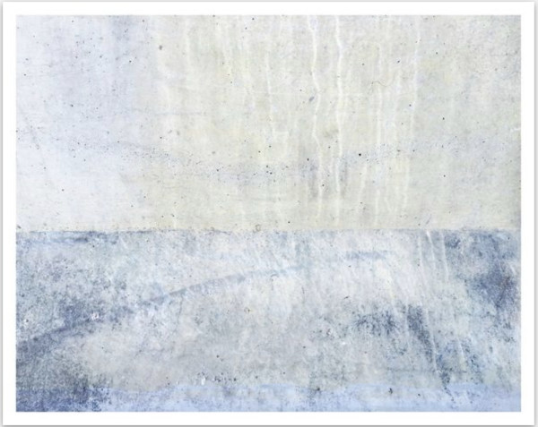 Horizon 3 1 of 5 print 96x75cm by caroline fraser
