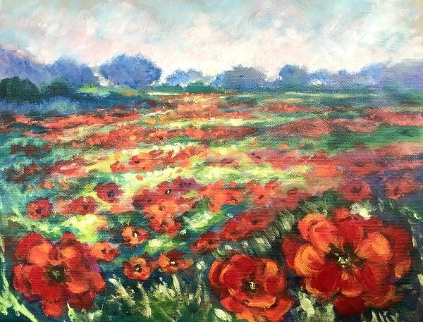 亚历山德拉·卡辛的《Poppy Vivre》