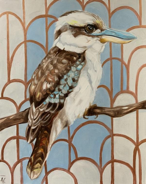 Kookaburra Cathedral - 1 by Alicia Cornwell