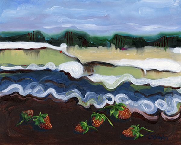 Strawberry Fields Forever by Lois Donaghey