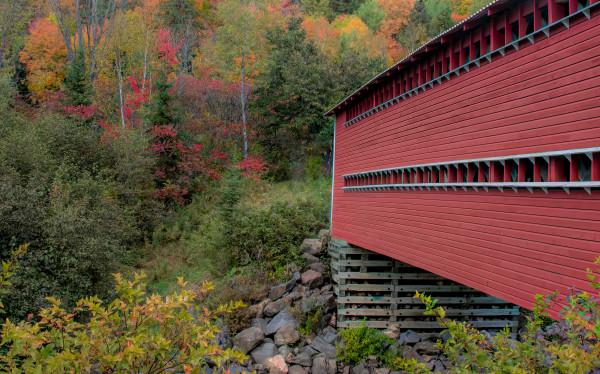 Seasons Bridge by Patricia Dennis