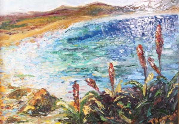 Flowers of Carmel by Teresa Krieger