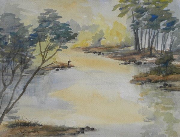 Down by the River by Judy Willis