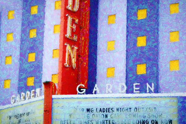Ladies Night Out Willow Glen by Norma Fries