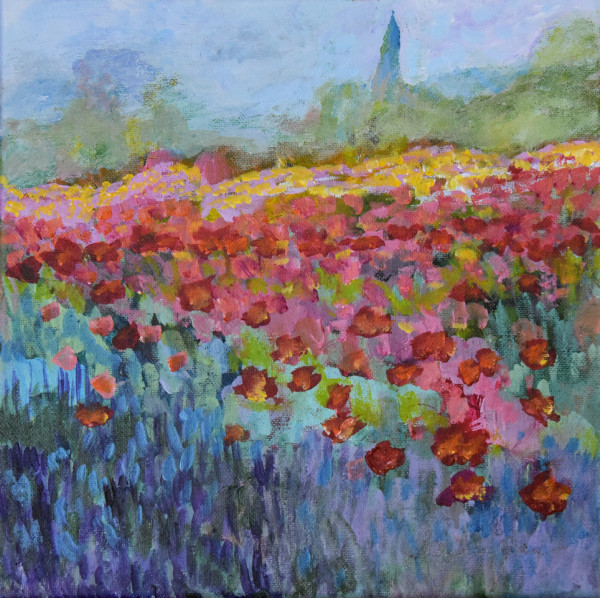 French Bloom by Claudia Gray